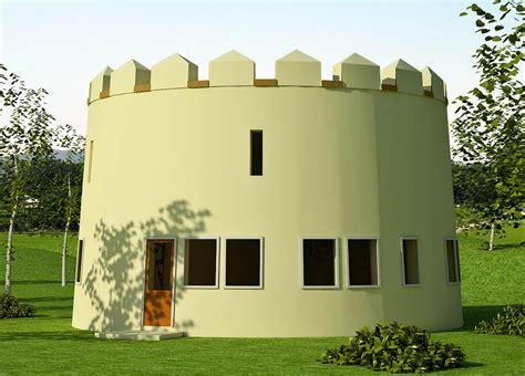 Fortress Bedroom Design by Castle Design Earthbag House Plans