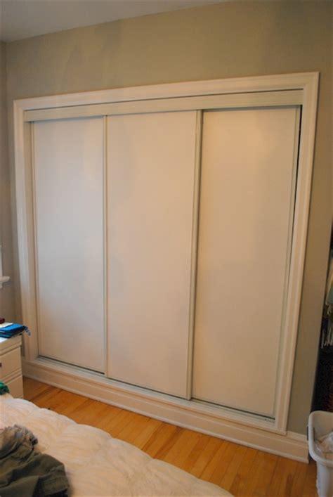 Sliding Closet Doors Frames And How To Take Care For Them