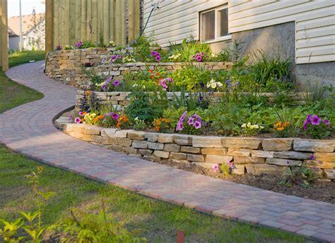 backyard slope landscaping ideas     bob vila