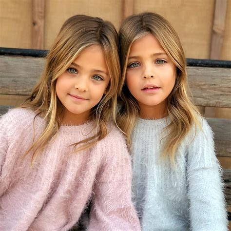 Meet The Identical Sisters Deemed The Most Beautiful