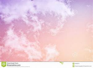 Pastel Pink & Purple Clouds Royalty Free Stock Photo ...