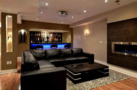 18 Basement Remodel Ideas  Design And Decorating Ideas. Tall Wall Decor. Patio Construction. Pocket Watch Wall Clock. Bedside Reading Lamp. Hexagon Wall Mirror. Contemporary House Style. Headboard With Built In Nightstands. Hammary Furniture