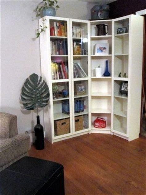 Narrow Billy Bookcase by Building Billy Billy Billy My Home Corner Bookshelf