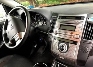 2010 Hyundai Veracruz - Interior Pictures