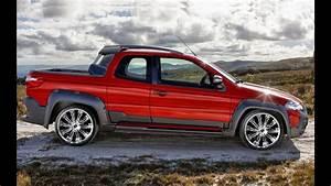 Fiat Strada Com Aro 20