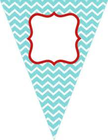 free printable birthday banner garland 30th birthday