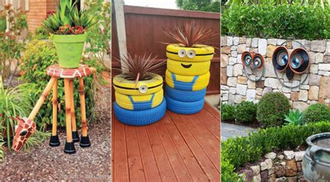 deshumidificateur chambre bébé 13 personnages rigolos à créer pour décorer votre jardin