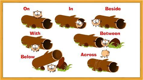 learn prepositions youtube