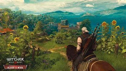 Witcher Blood Wine Rivia Dlc Geralt Hunt