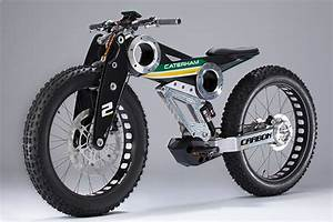 Ebike Mountain Bike : caterham gets into bikes with full suspension e fat bike ~ Jslefanu.com Haus und Dekorationen