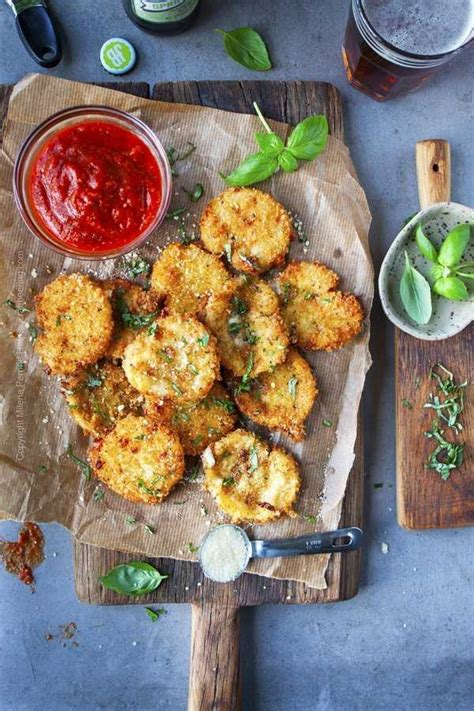 With 100% aussie beef or chicken, each burger comes with a golden mozzarella patty and tomato chilli jam. Breaded Mozzarella Patties - Spaghetti Squash Chicken Parmesan Real Housemoms : The risotto is a ...
