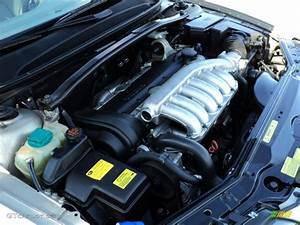 2002 Volvo S80 2 9 2 9 Liter Dohc 24 Valve Inline 6