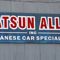 Datsun Alley by Datsun Alley Auto Repair Signal Hill Ca Yelp