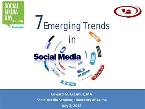 7 Emerging Trends In Social Media