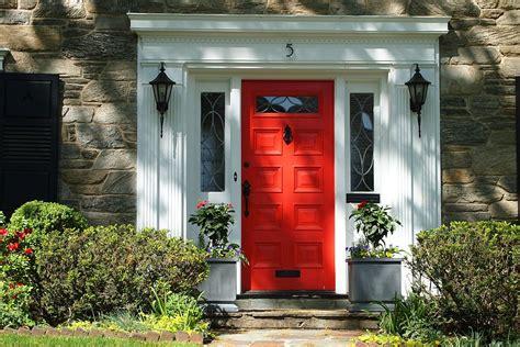 orange front door painting ideas  inspirations   fall