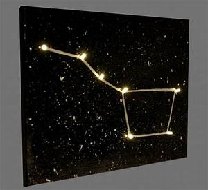 Light-Up Constellation Canvas | Fun Family Crafts