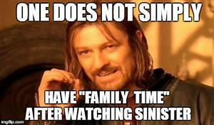 One Does Not Simply Meme - Imgflip