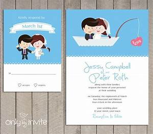 cute wedding invitations funny wedding invitation with With funny e wedding invitations