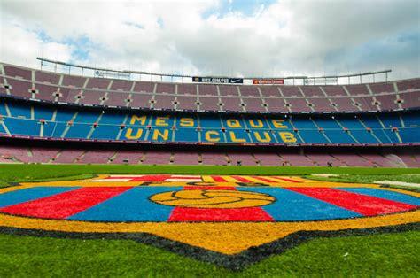 camp nou alles  het stadion van fc barcelona