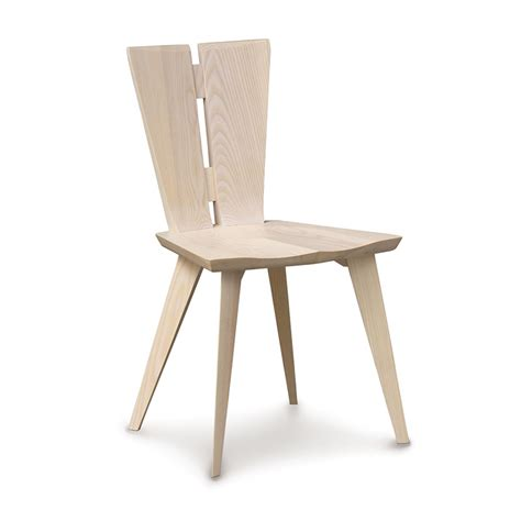 high quality ash wood axis dining chair copeland