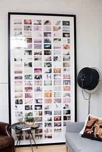 Ideen Fotos Aufhängen : die besten 17 ideen zu polaroid wand auf pinterest fotow nde m dchenzimmer teenager und ~ Yasmunasinghe.com Haus und Dekorationen