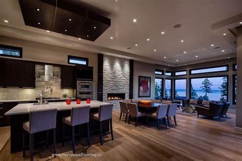 engineered wood floor in kitchen white rock home quot planed 19 quot engineered hardwood 8870