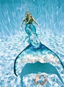 Real Life Mermaid Melissa: Underwater Performer & Pro Free ...