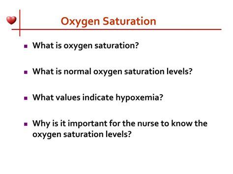 oxygen saturation normal range ppt module 5 pediatric cardiac disorders powerpoint presentation id 258109