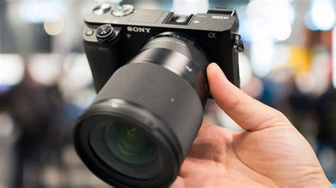 jual sigma mm  dc dn contemporary  sony  mount