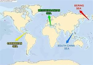claretscience3 - OCEANS AND SEAS