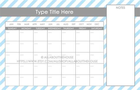 calendar calendar template