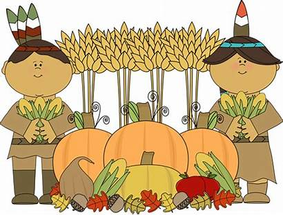Thanksgiving Harvest Clipart Indians Indian Corn Clip