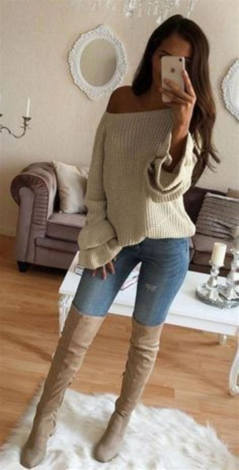 41 Cute Fall Outfit Ideas 2018 Outfits
