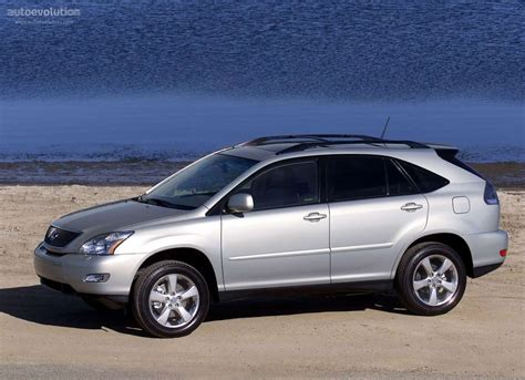 lexus rx 2006 lexus rx specs 2004 2005 2006 2007 2008 autoevolution