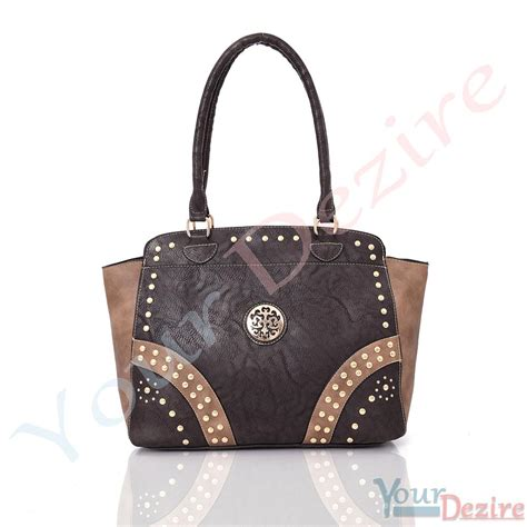 womens designer bags womens designer office faux leather tote bag