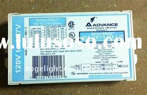 Philips Electronic Ballast Wiring Diagram  Philips
