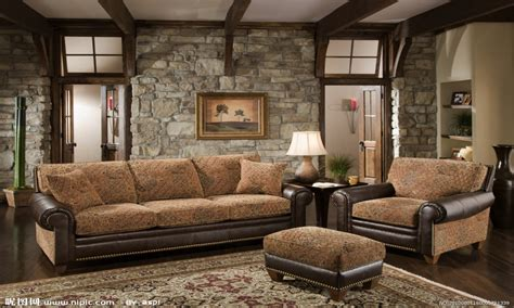 rustic living room furniture set french country living