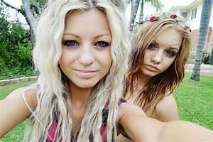 blonde, blue, hot, girl, long hair - image #462121 on ...