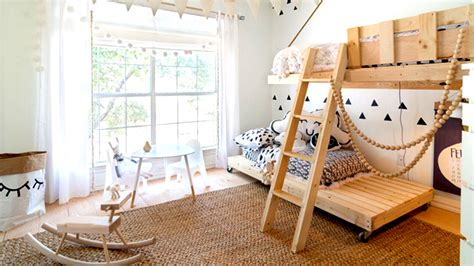 8 Sibling Bedroom Ideas That The Kids Will Love