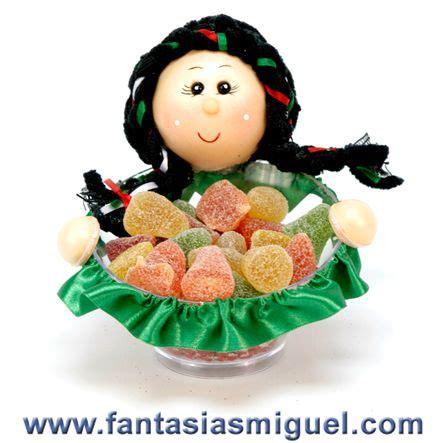dulcero china poblana como hacer manualidades fantasias miguel manualidades
