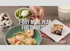 What Does a 1Day Diabetes Meal Plan Look Like? EatingWell
