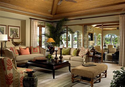 Classic Elegant Home Interior Design Ideas Of Old Palm
