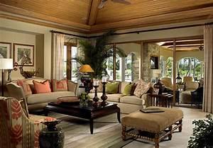 Classic Elegant Home Interior Design Ideas of Old Palm ...