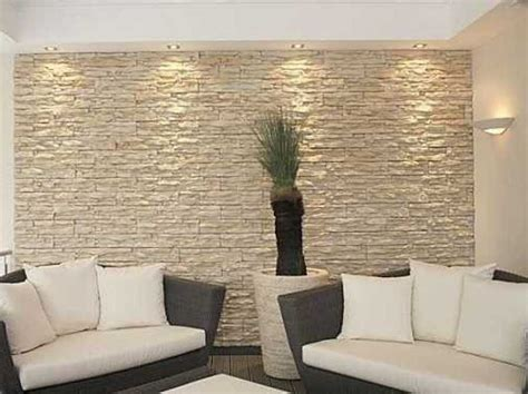 natural stacked stone veneer interior wall cladding ideas