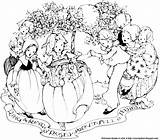 Roses Ring Posies Pocket Round Rhyme Chant Circle Coloring Dance Popular Fall Ago Around Children sketch template