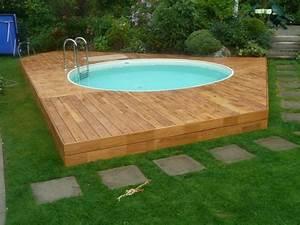 Pool Mit Holz : rundpool swimming pool holz holzverkleidung fun wood comp pictures to ich liebe wasser ~ Orissabook.com Haus und Dekorationen
