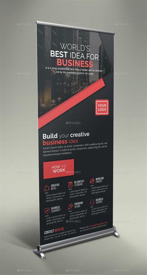 big roll  banner bundle vol  brochure design