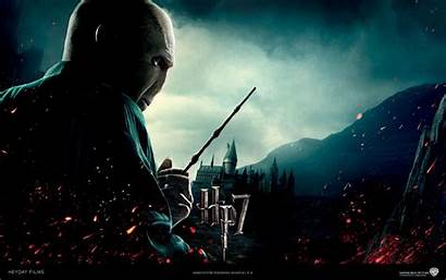 Potter Harry Deathly Hallows Wallpapers Filmofilia Six