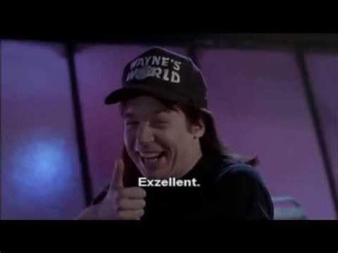 Wayne's World  Zang Youtube