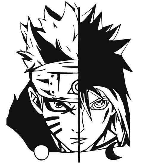sasuke uchiha decal sticker anime decals